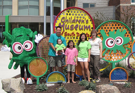 Children's Museum of South Dakota Welcomes It's 100,000th Guest