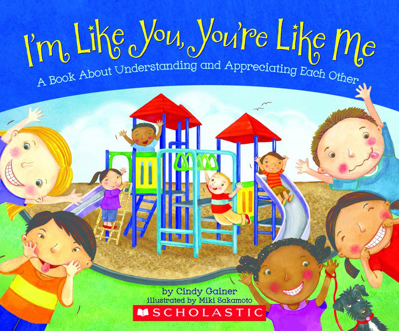 Cover of I'm Like You You're Like me book.