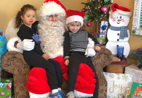 Santa to Visit Children's Museum During Sensory Friendly Play