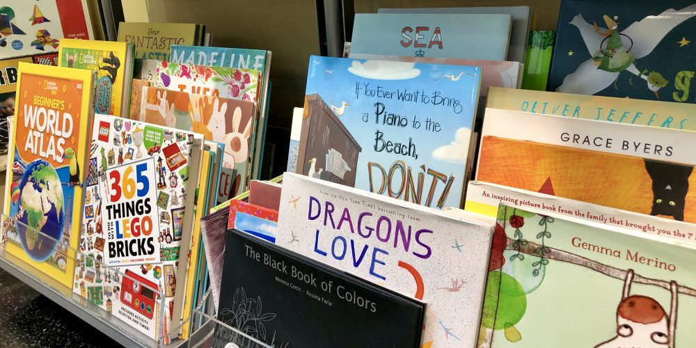 Variety of children's books