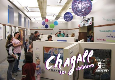 New Exhibit: Chagall for Children