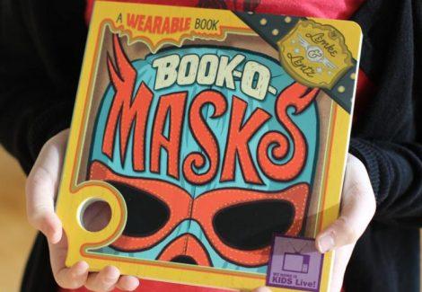 Wacky and Wearable Books