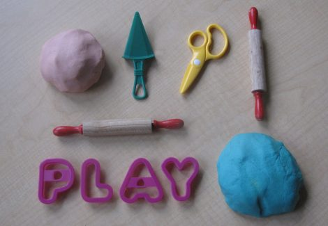 Learn How to Make our No-Cook PLAY Dough