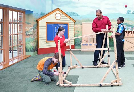 Building an Indoor Fort