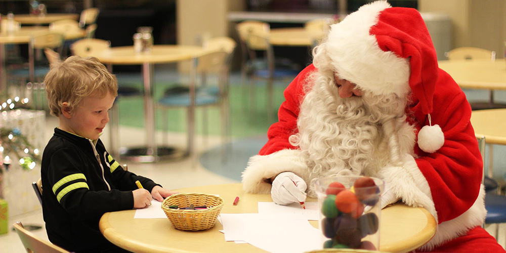 Sensory Friendly Play Featuring Santa