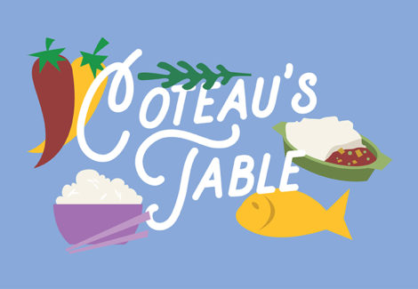 Coteau's Table Breakfast Series