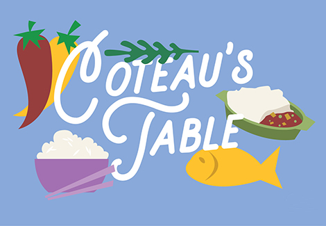 Coteau's Table Sets Fall Schedule