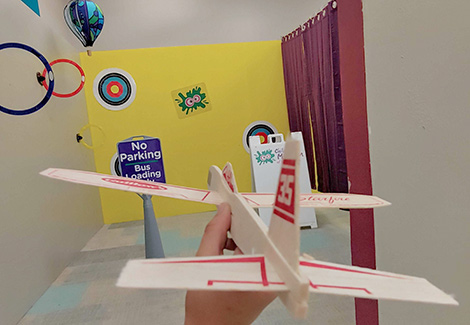New Exhibit is Just Plane Fun