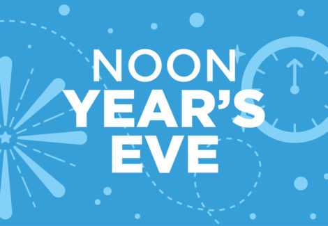 Virtual Noon Year's Eve
