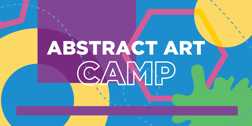 Abstract Art Camp – Canceled