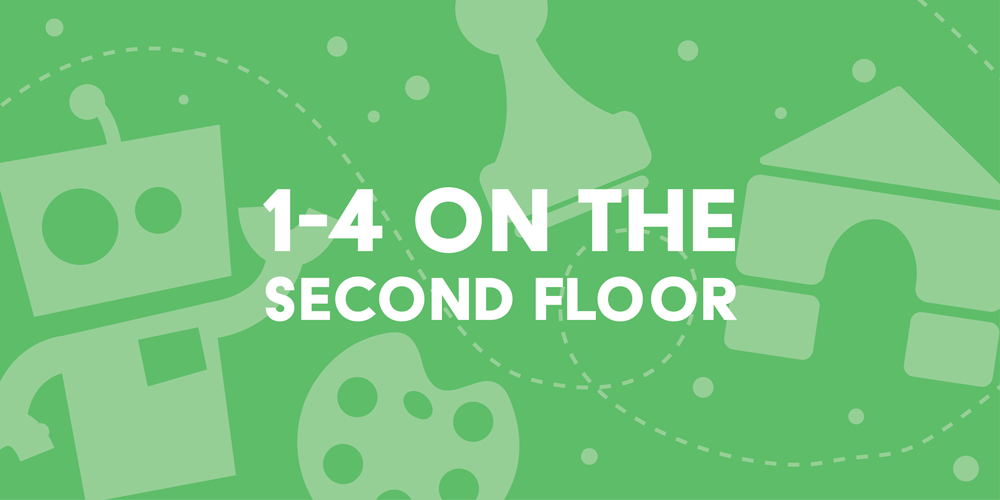 1-4 on the Second Floor