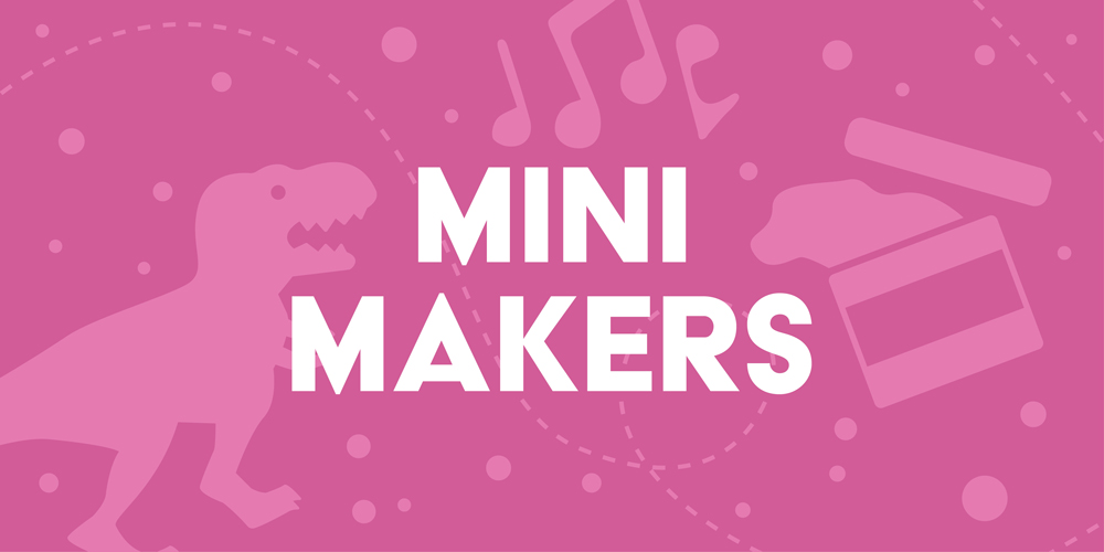 Mini Makers: Sensory Play