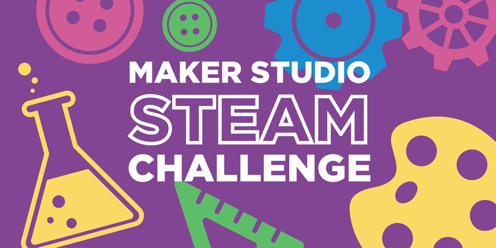 Virtual STEAM Challenge: Monoprints