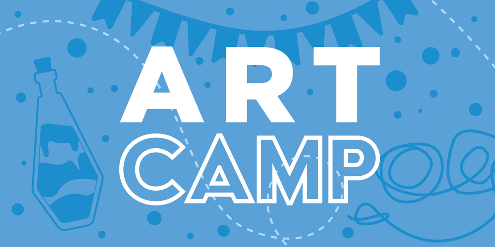 Weeklong Summer Camp: Art