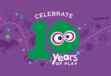 10 Years of Play: Celebrate With Us