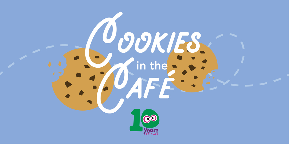 If you are playing on our prairie, enjoy a free cookie with each Café purchase all week long, Tuesday, Sept. 15-Saturday, Sept. 19.