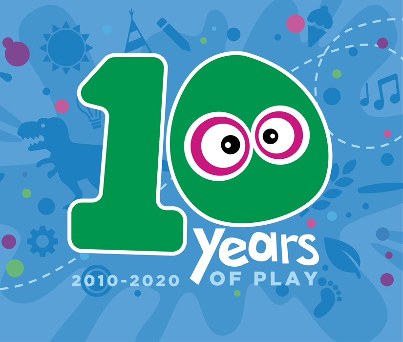 Celebrating 10 Years of Play