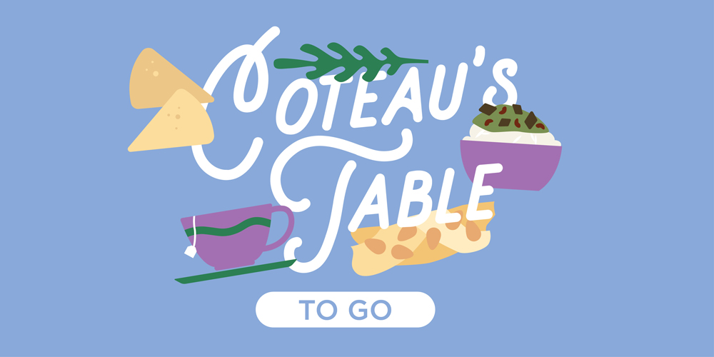 Coteau's Table To Go!