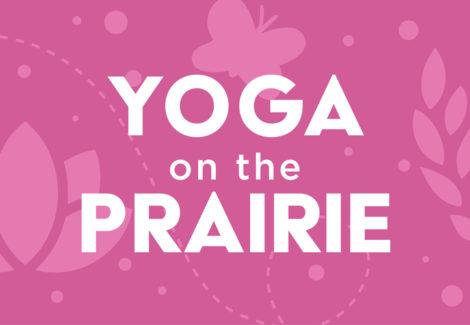 Yoga on the Prairie