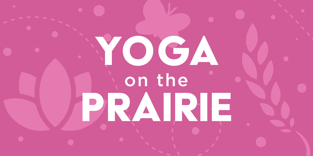 Yoga on the Prairie