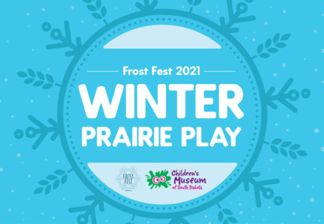 Winter Prairie Play