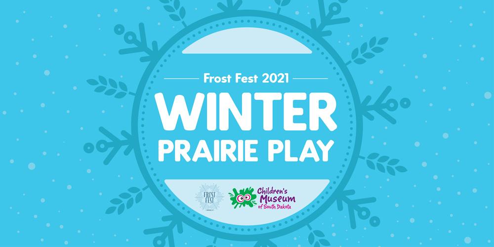Winter Prairie Play