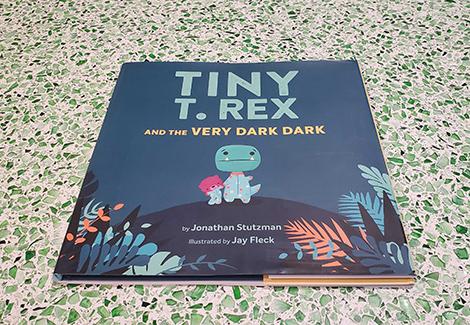 Beyond the Book: Tiny T. Rex