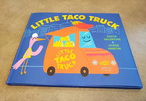 Beyond the Book: Little Taco Truck