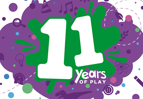 Celebrate 11 Years of Play!