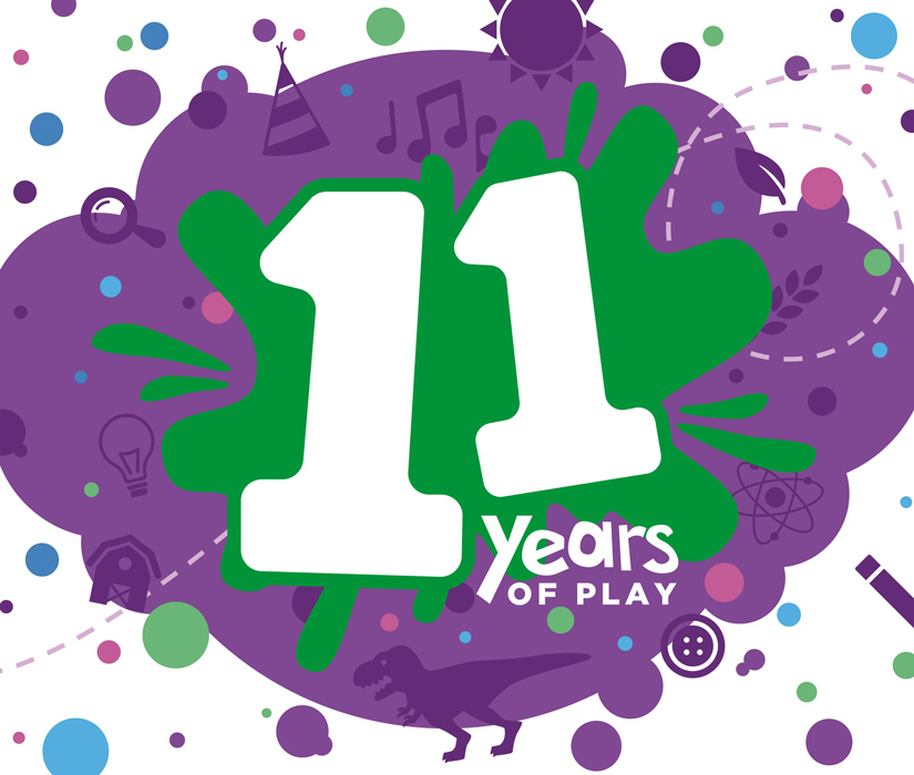 Celebrating 11 Years of Play